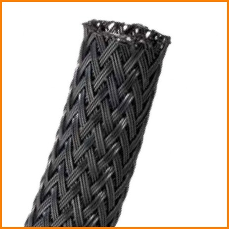 Nylon Braided Filament Abrasion Blowout Protection Sleeve for Hydraulic Hoses Lines