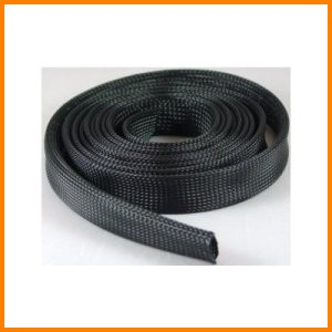 Nylon Braided Abrasion Blowout Protection Sleeve for Hydraulic Hoses Lines