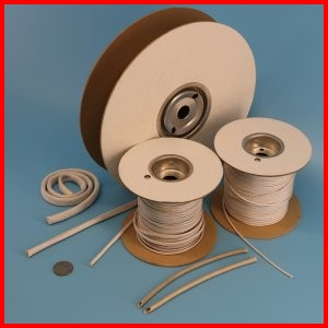 Fiberglass Braided Sleeve Premium Grade Wire size Protection